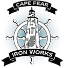 Cape Fear Iron Works Logo